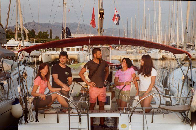 Все на борту вовремя – Jazz Yachting