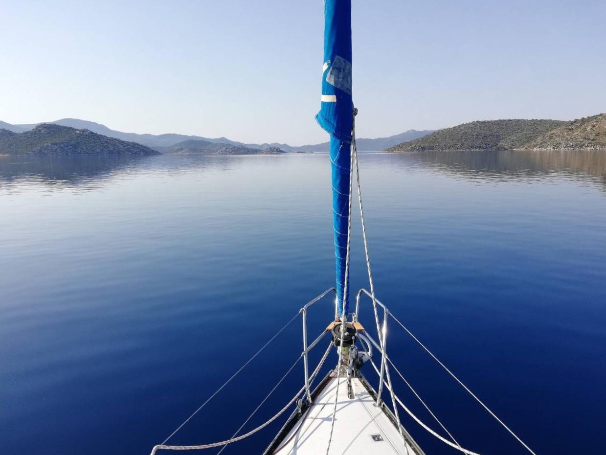 Чистое море –  Jazz Yachting