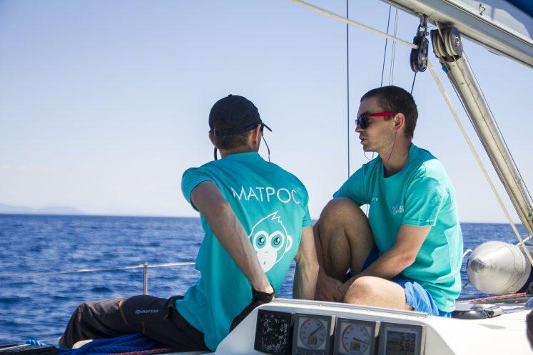 Разговоры на яхте – Jazz Yachting