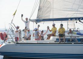 Приветствие с яхты – Jazz Yachting
