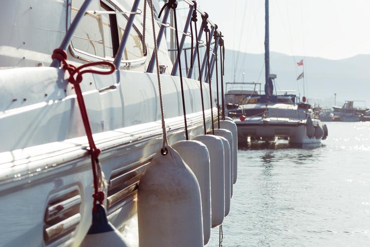 Кранцы – Jazz Yachting